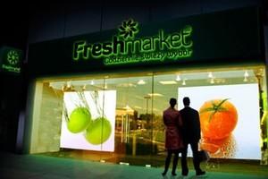 Żabka zaczyna już zarabiać na nowej sieci Freshmarket