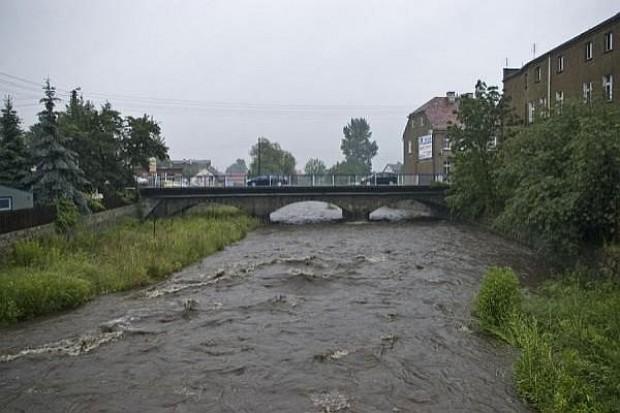 Stany alarmowe są przekroczone na wodowskazach na siedmiu rzekach w województwie świętokrzyskim