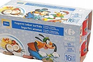 Carrefour wprowadzi w kooperacji z Disneyem nowe produkty pod marką własną