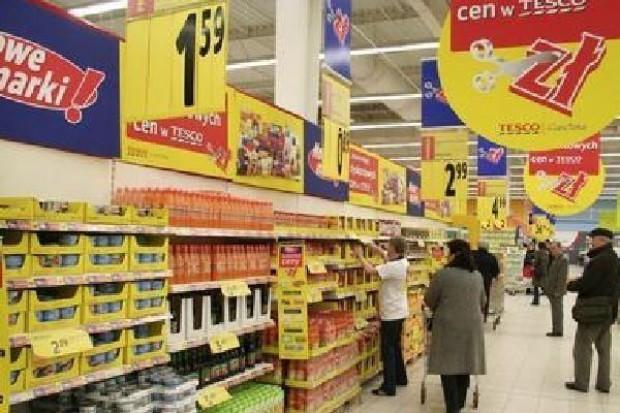 GUS: Sprzedaż żywności, napojów alkoholowych oraz wyrobów tytoniowych spadła w kwietniu o 7,6 proc.