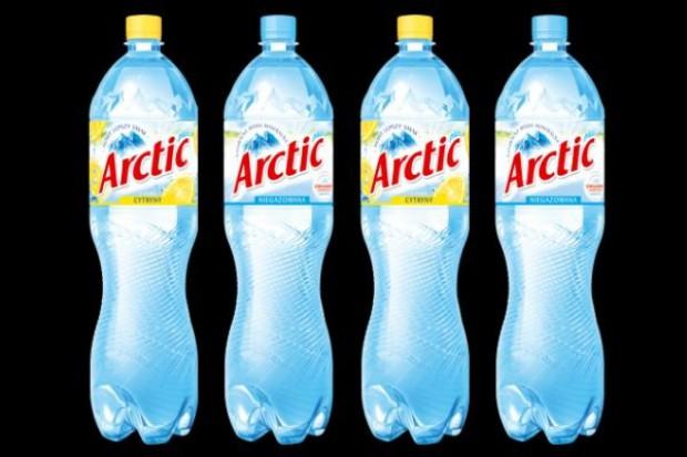 Smakowe wody Arctic bez sztucznych słodzików