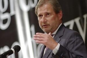 Komisarz Hahn: nie tylko stabilność, ale i wzrost