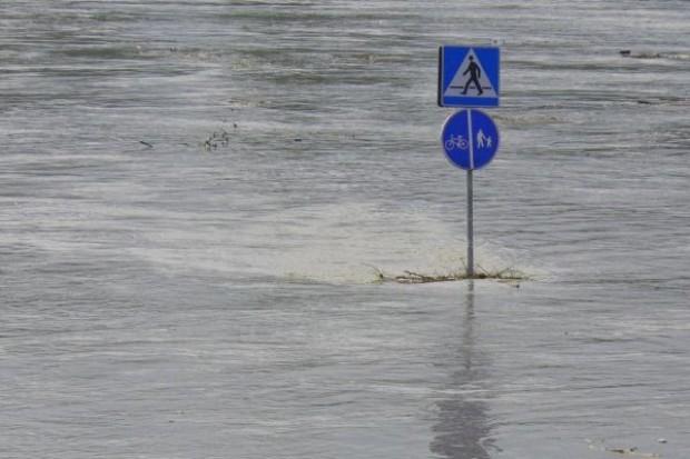 Na Lubelsczyźnie nadchodzi druga fala powodziowa na Wiśle