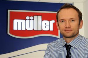 Dyrektor Muller: Polski rynek mleczarski będzie się nadal konsolidował