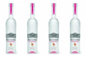Nowa luksusowa wódka Belvedere Pink Grapefruit