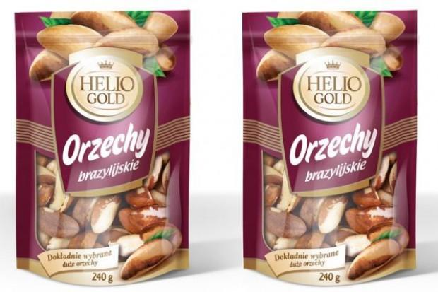 Helio Gold proponuje orzechy brazylijskie