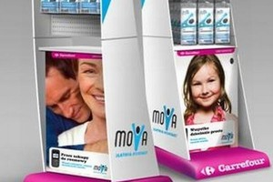 Sieć Carrefour sprzedała udziały w spółce obsługującej MVNO Carrefour Mova