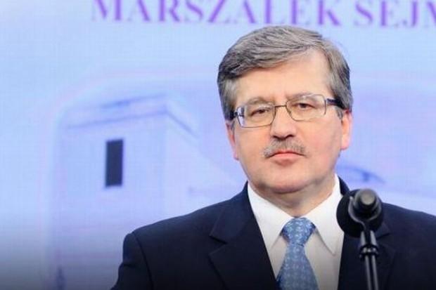 SA: sprawa Komorowski-Kaczyński do ponownego rozpoznania