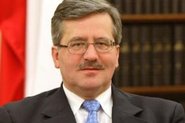 Bronisław Komorowski wygrał pierwszą turę wyborów