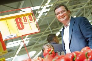 Wywiad z prezesem Carrefour: To my rozpoczęliśmy ostre cięcie cen