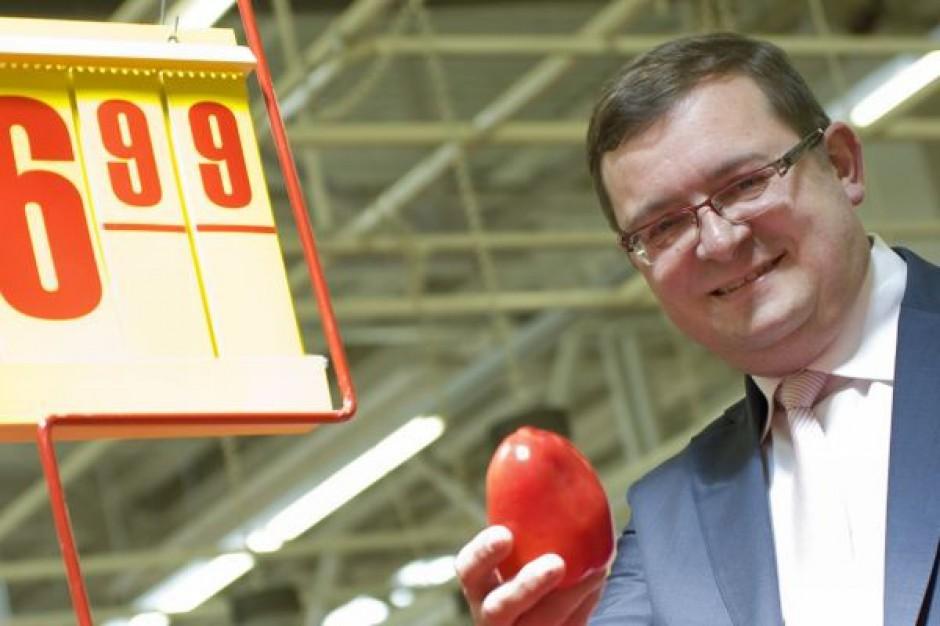 Prezes Carrefour: Chcemy zmniejszyć różnicę między nami a właścicielem sieci Biedronka. Jesteśmy na dobrej drodze