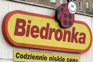 Biedronka planuje agresywny rozwój na polskim rynku