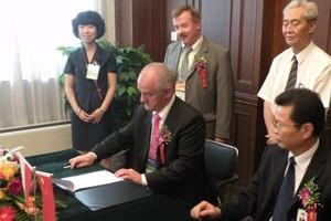 UPEMI współpracuje z China Meat Association