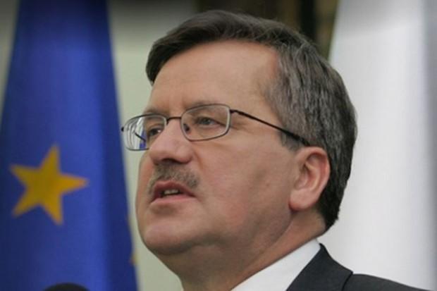 TNS OBOP dla TVP : Komorowski uzyskał 53,1 proc. głosów, Kaczyński 46,9 proc.