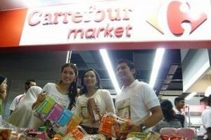 Czy Tesco kupi sklepy sieci Carrefour?