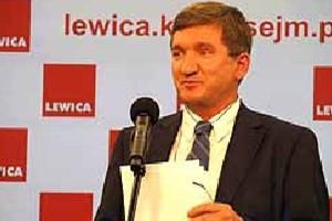 Wenderlich kandydatem SLD na wicemarszałka Sejmu