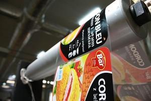 Drukarnia Orion: Etykiety samoprzylepne zwiększają konkurencyjność danego produktu wobec sąsiednich artykułów