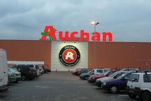 Auchan może otworzyć w 2011 r. nawet dwa nowe hipermarkety