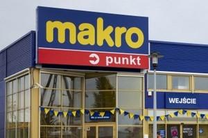 Makro chce otworzyć w Polsce ok. 20 hurtowni Makro Punkt