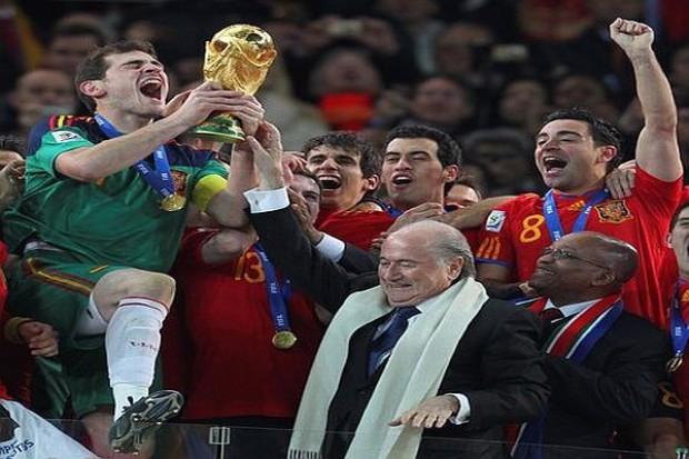 Hiszpania zdobyła mistrzostwo świata