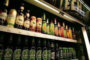 Słońce najlepszym sprzedawcą piwa