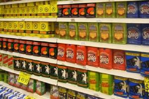 IJHARS: W ub.r. 16 proc. partii żywności niezgodne z przepisami