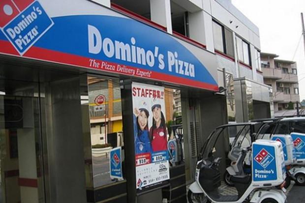 Sieć Domino's Pizza wchodzi na polski rynek