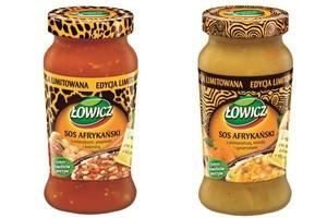 Łowicz wprowadza afrykańskie sosy