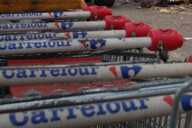 Inspekcja Pracy o czerwonej kropce w sklepach Carrefour: To nie mobbing, ale ...