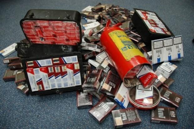Producenci legalnych papierosów przegrywają walkę z przemytnikami