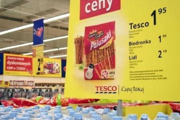 Sprzedaż żywności wzrosła w czerwcu o 4,6 proc.