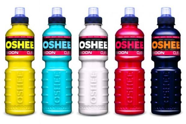 Oshee wprowadza napoje w bidonie