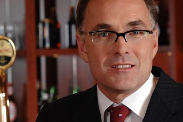 Były dyrektor generalny Heinekena w Europie Środkowej pokieruje Grupą Żywiec