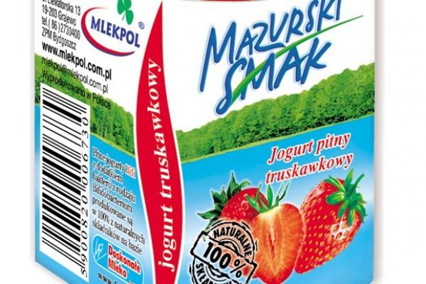 Mlekpol wprowadza nowe jogurty funkcjonalne