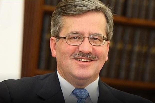 Bronisław Komorowski złożył przysięgę prezydencką