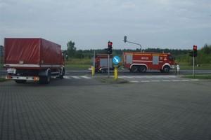 Polscy strażacy wyjechali z pomocą do Rosji