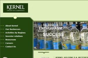 Kernel: Wstrzymany eksport zboża