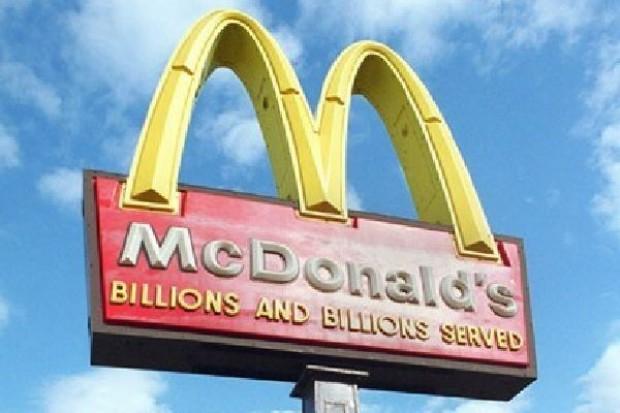 W lipcu McDonald's zwiększył sprzedaż o 7 proc.