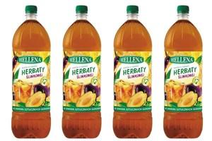 Napój o smaku herbaty śliwkowej od Helleny
