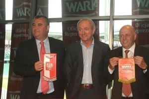 Grupy Żywiec sponsorem Reprezentacji Polski w piłce nożnej