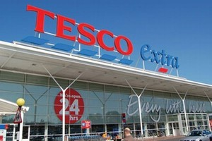 W czwartek ruszył pierwszy w Polsce hipermarket Tesco Extra