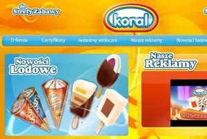 Deweloper chce wstrzymać produkcję lodów zakładach firmy Koral