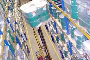 Firma Brenntag zwiększyła powierzchnię magazynową w Tulipan Park Gliwice