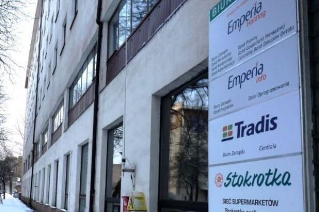 Emperia obniża wydatki na inwestycje na br. z 200 do 160 mln zł