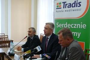 Tradis wybuduje w Zamościu magazyn za 7 mln zł
