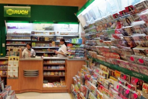 Skarb Państwa sprzeda swoje udziału w Ruchu firmie Lurena