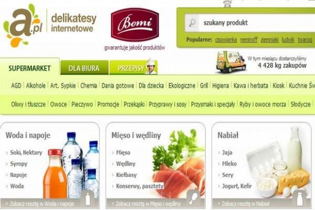 Sieć Bomi będzie współpracować w internecie ze sklepem A.pl