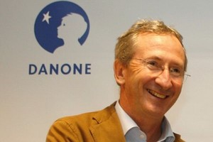 Po przejęciu Unimilku Danone chce notować 10-proc. wzrosty w Rosji i krajach Europy Wschodniej