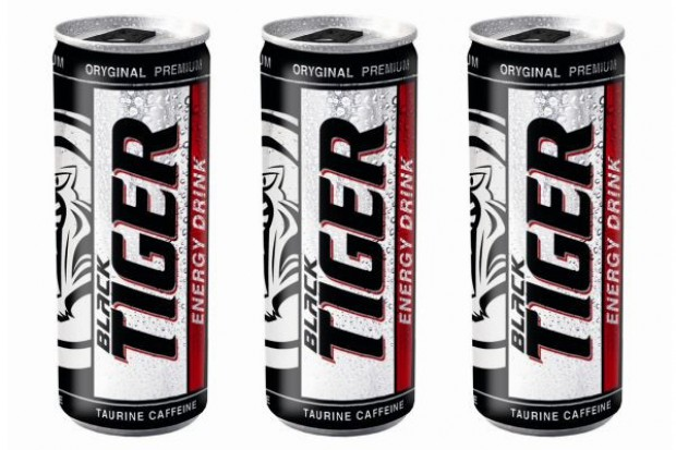 Tiger Black - nowa odsłona Tiger Energy Drink