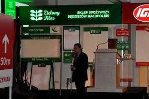 Eurocash uruchomił nową sieć sklepów pod szyldem Zielony Kłos